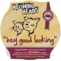 Meowing Heads Hey good looking 85 g (kuřecí)