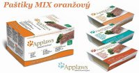 Applaws Paté Cat 7 x 100g MultiPack FRESH oranžový